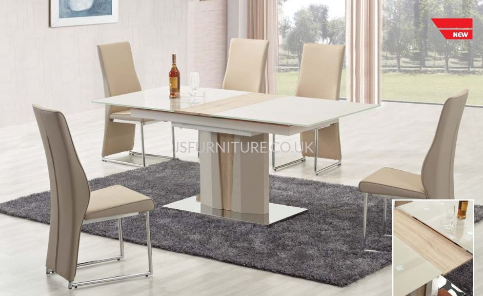 Js dining table js furniture for Top rated dining tables