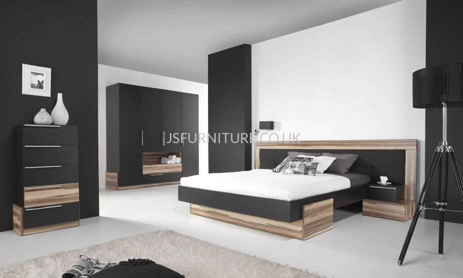Wooden Bedrooms Modena B Lar
