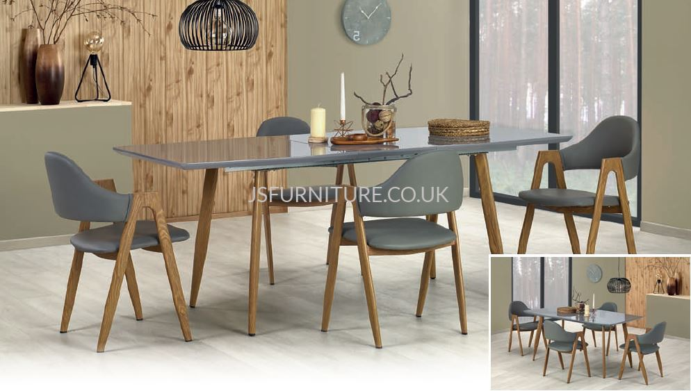 Js dining table no 123 for Top rated dining tables